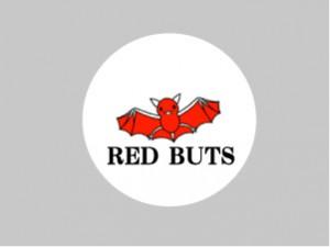 REDBUTSのキーホルダーの写真